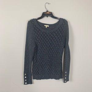 ModCloth knit sweater large